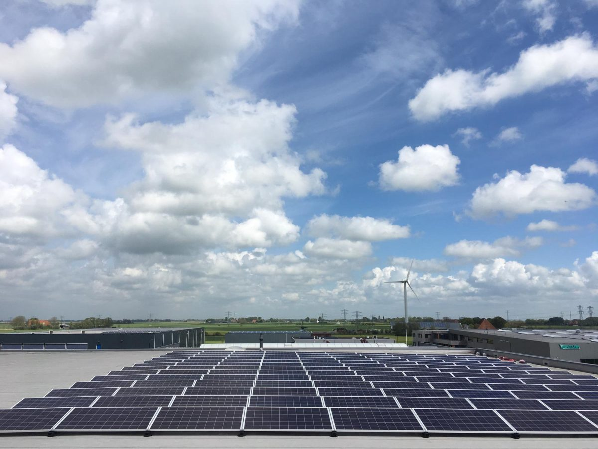 148 Zonnepanelen In Bolsward